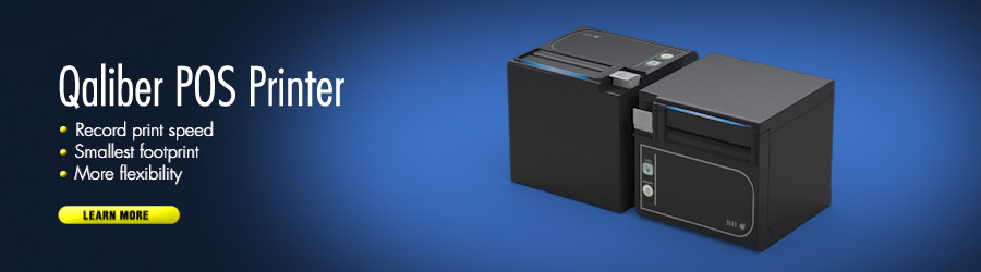 Qualiber POS Printer: Learn More