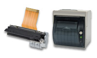 Thermal Printer Mechanisms & Panel Mount Printers